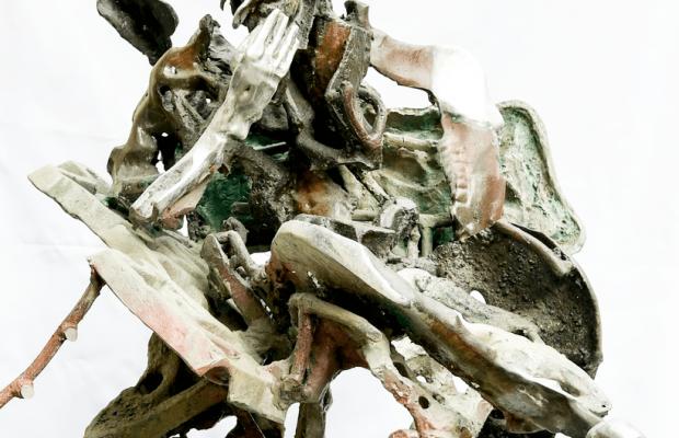 """Галерия """"Нюанс"""" – съорганизатор на Юбилейна изложба – скулптура Крум Дамянов"""