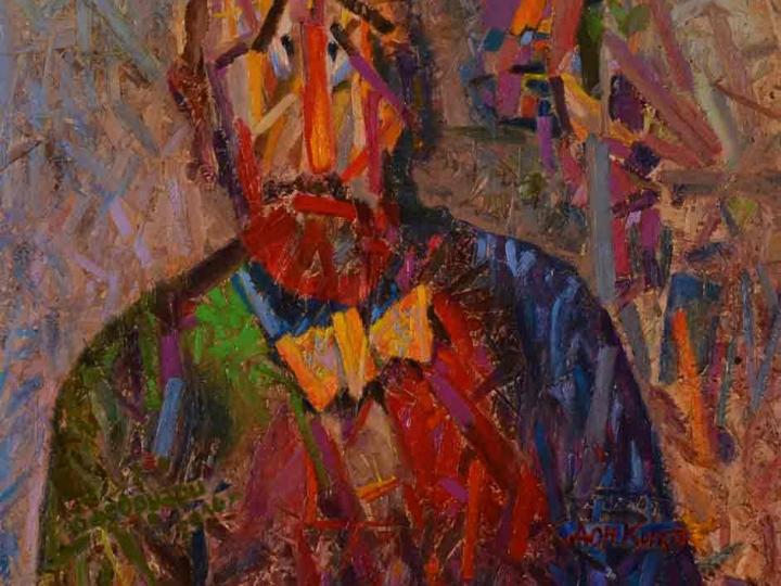 """""""Oт хаоса"""" изложба на Кирил Аврамов 5ти -19ти  юни  2018 г."""